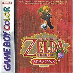 The Legend of Zelda Oracle of Seasons