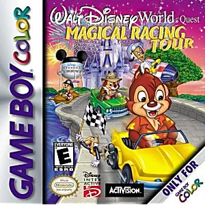 Walt Disney Magical Racing Tour