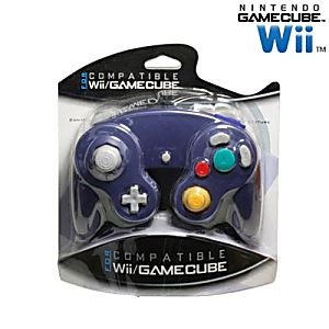 Gamecube / Wii Controller - Indigo