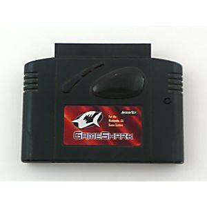 Used N64 Game Shark 2.1