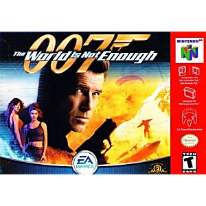 007 The World is not Enough