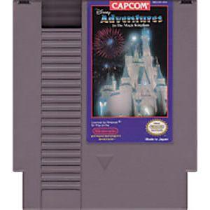 Disney's Adventures Magic Kingdom