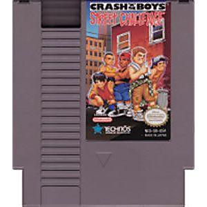 Crash n the Boys