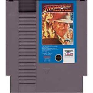 Indiana Jones Temple of Doom Reg
