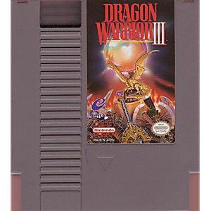 Dragon Warrior 3 III