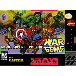 Marvel Super-Heroes War of the Gems