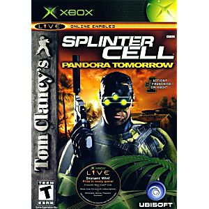 Splinter Cell Pandora Tomorrow