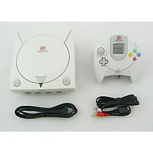 Used Dreamcast System