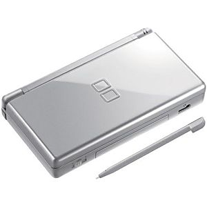 Nintendo DS Lite - Silver System