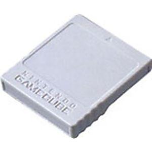 Gamecube 59 Block Memory